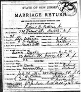 Burke-MaryEllen Patterson-Richard 1892 marriage