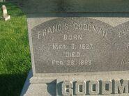 Francis Adam Goodman detail