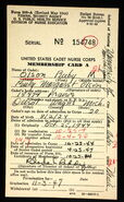 U.S.WorldWarIICadetNursingCorpsCardFiles1942-1948ForRubyMOlson