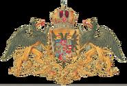 Wappen Österreichische Länder 1915 (Mittel)