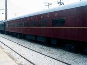 Chattanooga Choo-Choo train