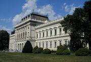 Graz University main-front