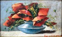 Eugenia Filotti - Poppies