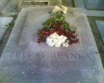 Tomb of Blanka Teleki in Montparnasse