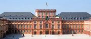 Universitaet Mannheim Schloss Ehrenhof