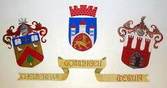 Twinning emblems