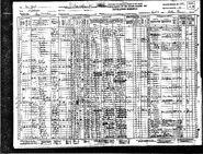1930 census Lindauer Lowe