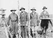 All female survey crew - Minidoka Project, Idaho 1918