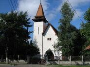Szabadi úti református templom