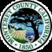 Monterey County, California seal