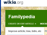 Familypedia Introduction to Semantic Media Wiki Tools