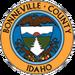 Bonneville County, Idaho seal
