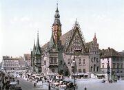 Breslau um 1900