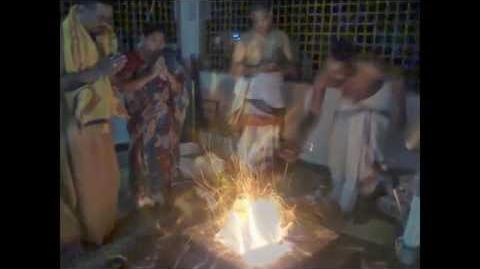 Garlavoddu Lakshmi Narasimha Swamy Miracles in Khammam District-0