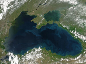 Black Sea Nasa May 25 2004