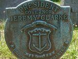 Jeremiah Clark (1605-1651)