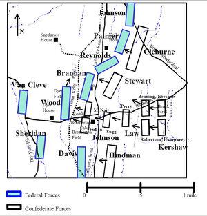 1863-09-20 Chickamauga hour 1110-1130