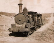 Merewether last train