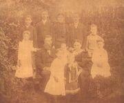 Fooshe Family 1890