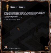 Keeper Cooper