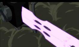 Negro Tecno Espada