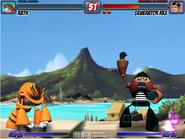Rex le gana a Rath TKO2