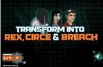 Transform and rex, circe o breach