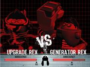 Ultra Rex vs Rex - TKO