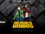 Ben 10/Generador Rex: Héroes unidos (Juego)