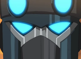 Armadura Meta-Nanite de Rex (Ojos)