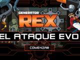 Generador Rex: El ataque E.V.O