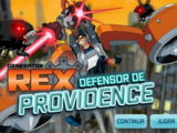 Generator Rex: Defensor de Providence