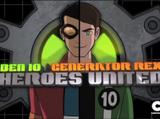 Ben 10/Generador Rex: Héroes unidos