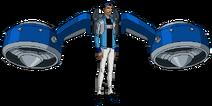 Tecno Turbina de Rex (AD)