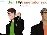 Ben 10/Generador rex:Heroes Unidos