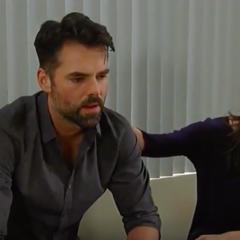 Sam comforts Patrick over Gabriel