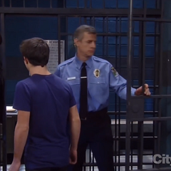 Stephen takes Rafe out of his jail cell