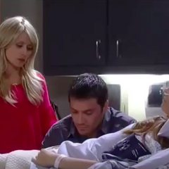 In the hospital with Olivia (2013)