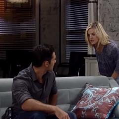 Maxie accuses Nathan of calling immigration