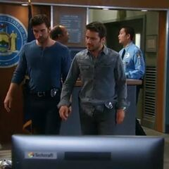 Chase and Dante at the PCPD (2018)