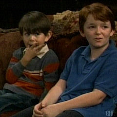 Brothers Michael and Morgan
