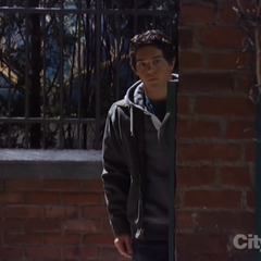 Rafe spies on Molly and TJ