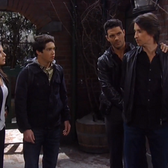 Rafe sees Silas being arrested