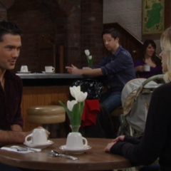 Nathan tells Maxie she needs to decide between him and Spinelli