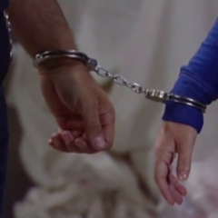 Getting cuffed together