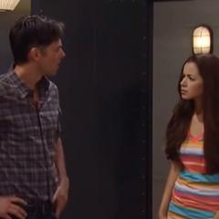 Patrick asks Sabrina out