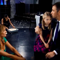 Valentin promises Charlotte that he and Nina with explain things about Lulu one day