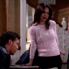 Jason and Elizabeth try to explain to Jake (again) that he (Jason) won't be living with them