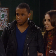 Molly and TJ confront Rafe (2014)