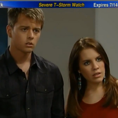 Michael and Kiki find out that Rafe can't donate his heart